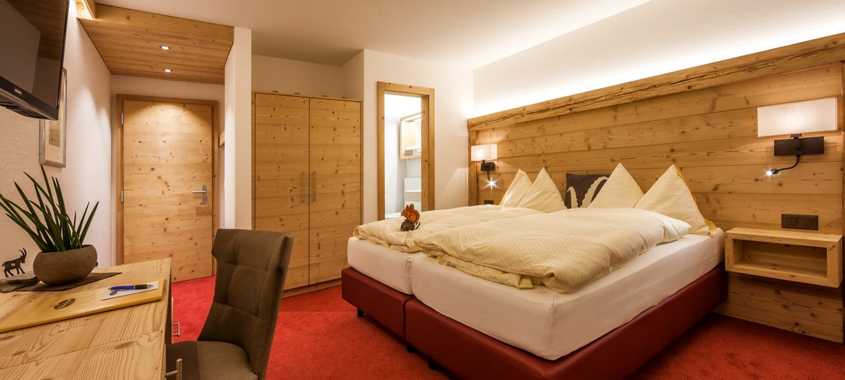 Double Room AlpinArosa